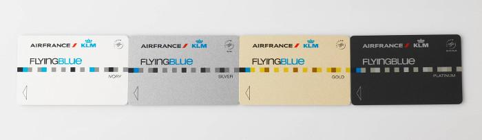 Carte Flying Blue Ivory.Air France De Nouveaux Avantages Pour Les Clients Fideles