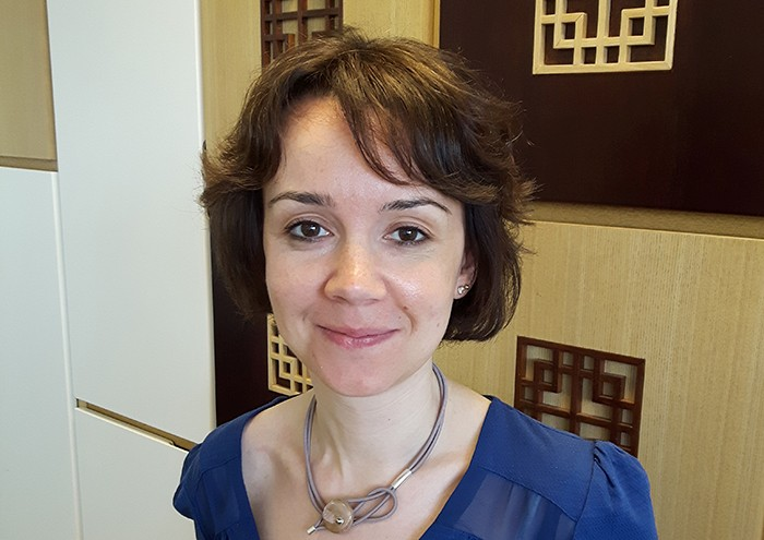 Sandra Mullard - OT Coréen à Paris