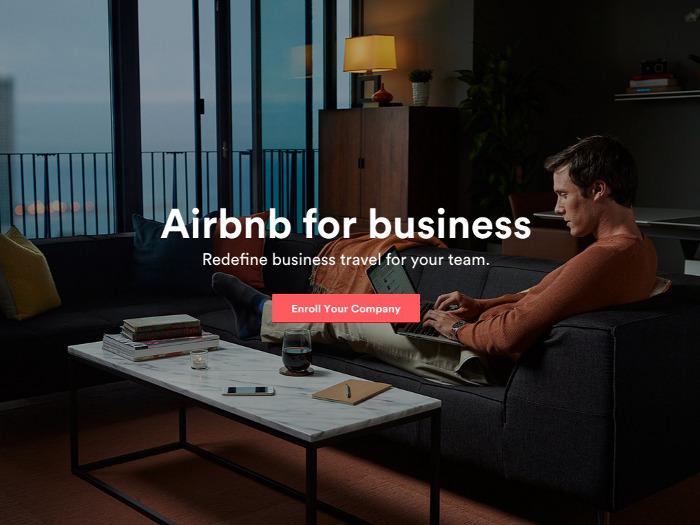 L'agence de voyages American Express est désormais partenaire d'Airbnb
