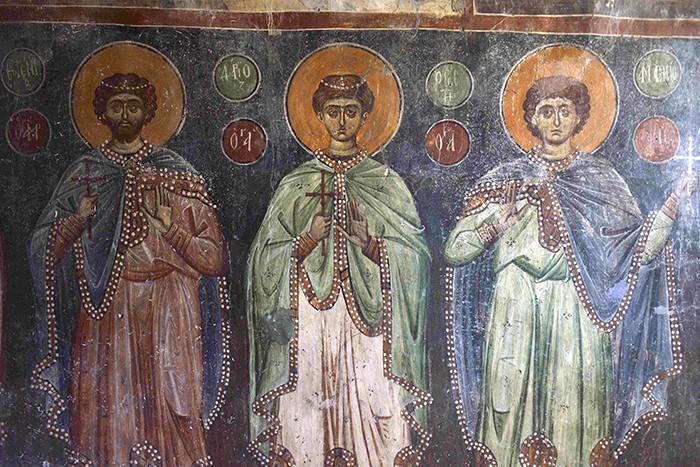 la crète, église de Panagia Kera