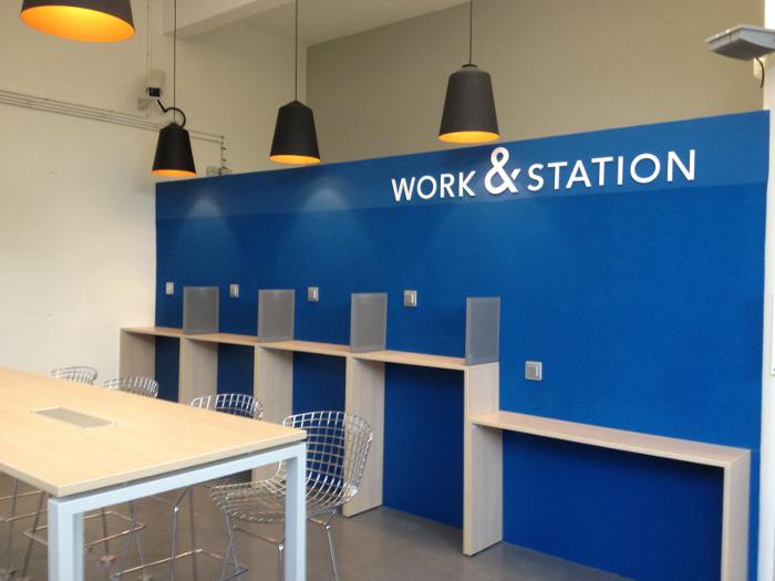 Espace Work & Station