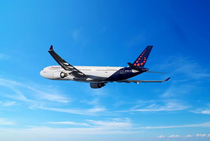 DR Brussels Airlines