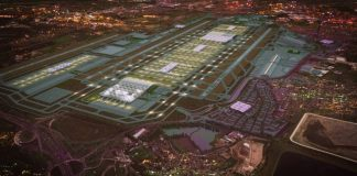 Projet Londres Heathrow