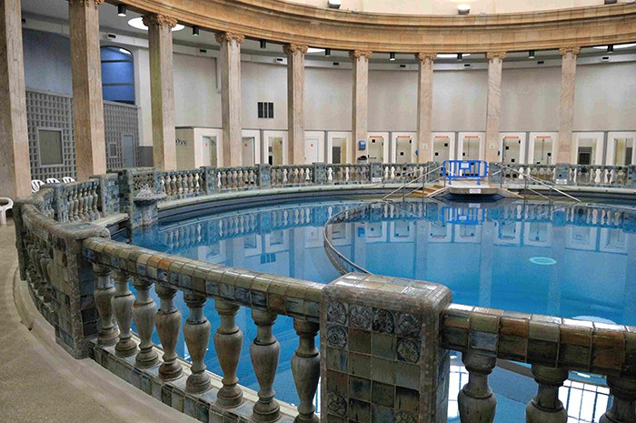 Nancy l esprit grand est - Piscine ronde nancy thermal asnieres sur seine ...