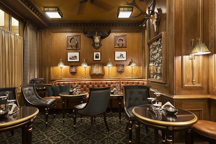 Le bar Hemingway