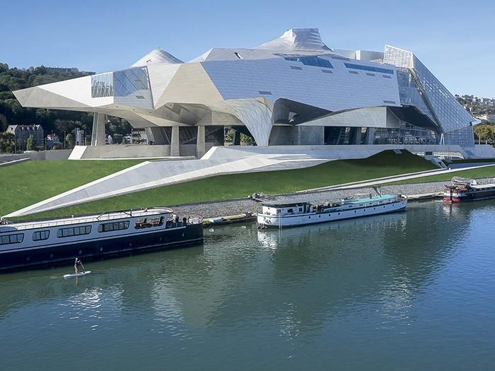 LYON – En attendant la future cité de la gastronomie, l'ouverture en 2014 du musée des confluences a déjà renforcé l'attractivité de la ville.