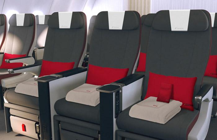 La nouvelle classe Turista Premium d'Iberia