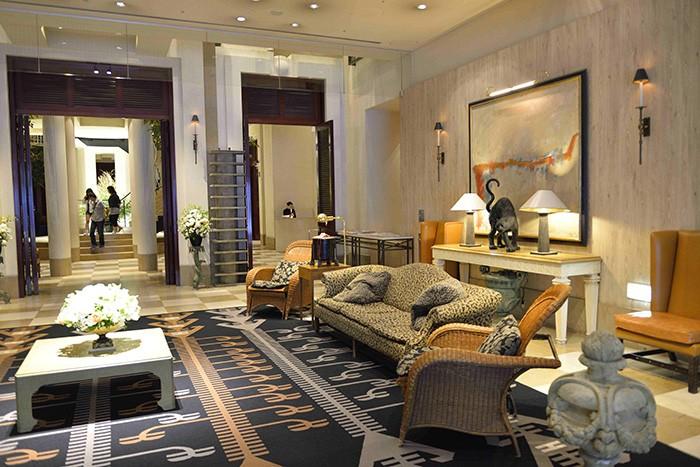À Kanazawa, l'hôtel Nikko évoque la modernité dans une ville qui laisse à voir un Japon intemporel.