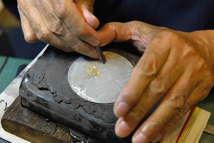 À Kyoto, un musée est consacré aux ouvrages minutieux d'artisans mondialement reconnus.