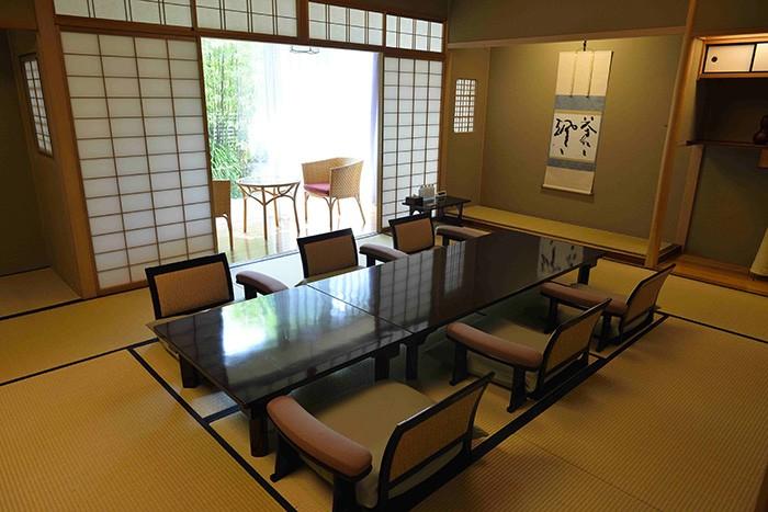 Le Prince Park Tower conjugue salons au style japonais et confort à l'occidentale.
