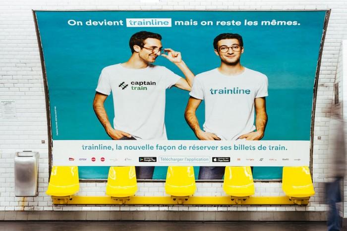 DR Trainline