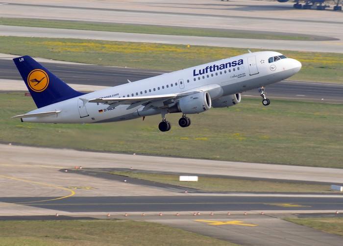 DR Lufthansa
