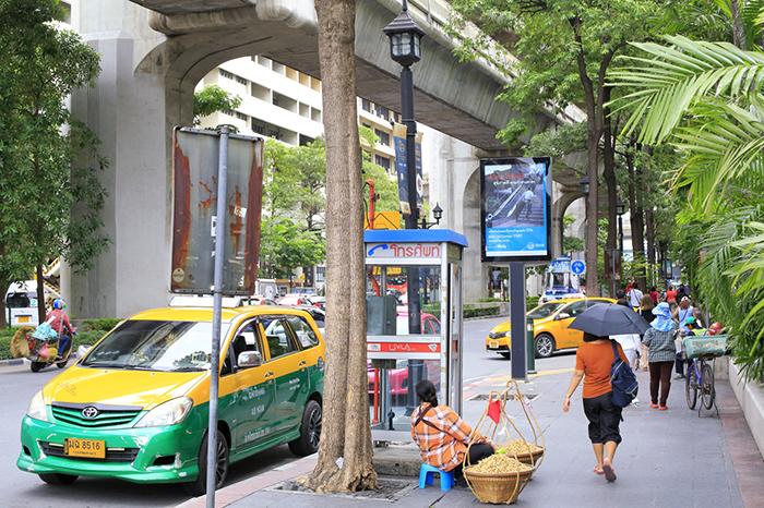 Bangkok carnet d'adresses