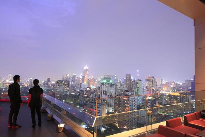 Rooftops - prenez de la hauteur
