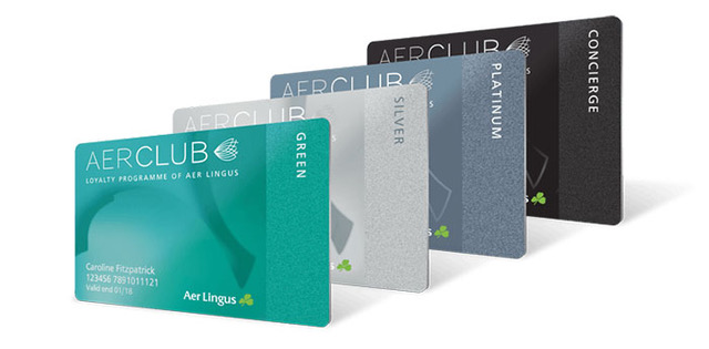 AerClub compte quatre statuts.
