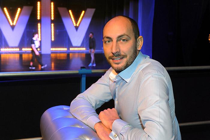 portrait Laurent Descaves metteur en scène cabaret Voulez-Vous
