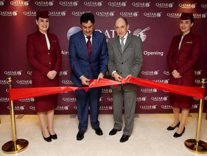 Un nouveau salon Qatar Airways à Paris CDG