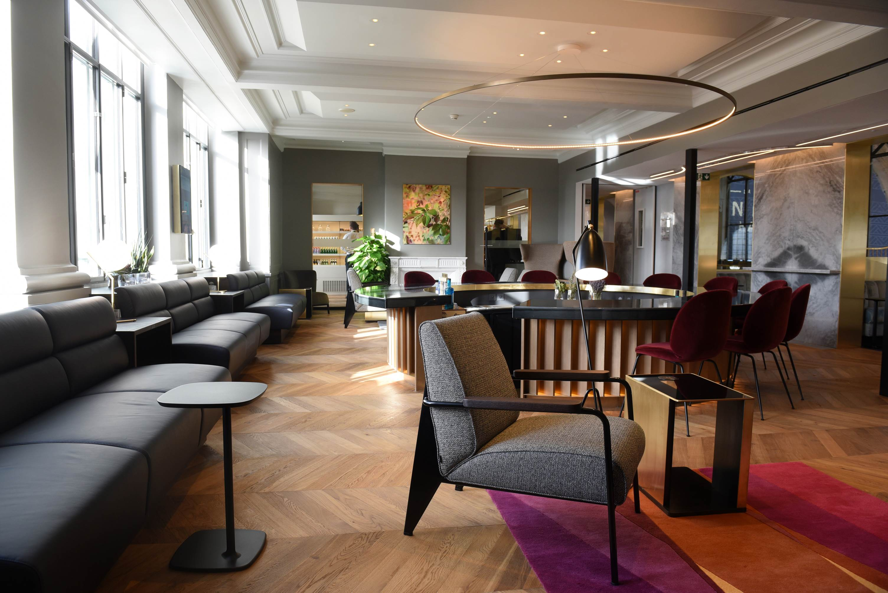 Eurostar ouvre son appartement parisien for Salon grand voyageur