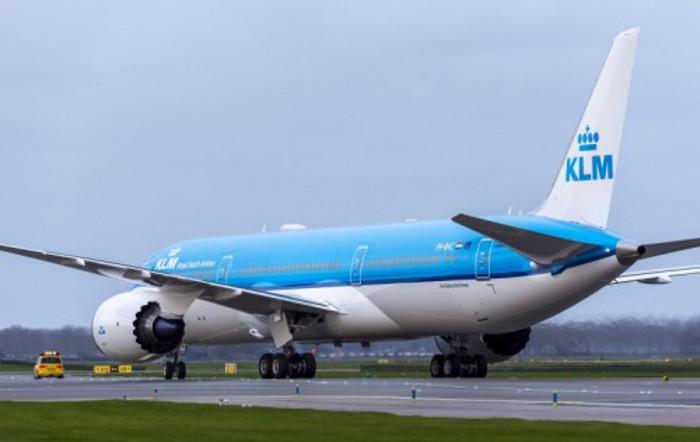 KLM-787dreamliner