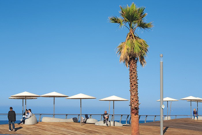 Tel-Aviv-Front-de-mer