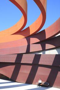 Holon design museum. ©LUDOVIC MAISANT