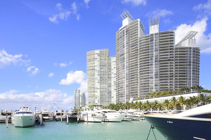 Branchement à Miami