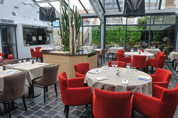 Le touquet op ration incentive entre chic des ann es for Restaurant le jardin touquet