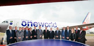 oneworld-TAM-joining-ceremony