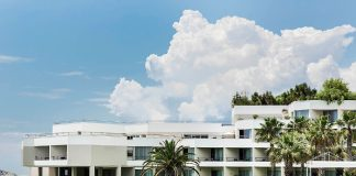 NH Hotels Palm Beach Marseille