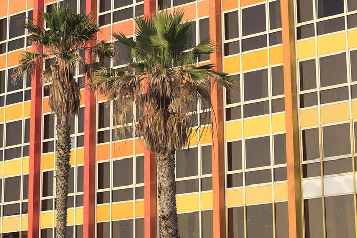 Le Dan, une façade ultra connue sur la Promenade de Tel-Aviv. ©LUDOVIC MAISANT
