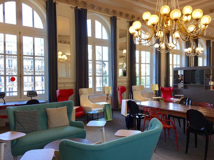 Sncf un nouveau salon grand voyageur la gare du nord - Salon grand voyageur gare montparnasse ...