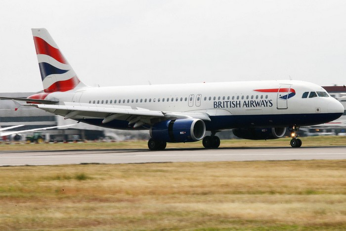 DR British Airways