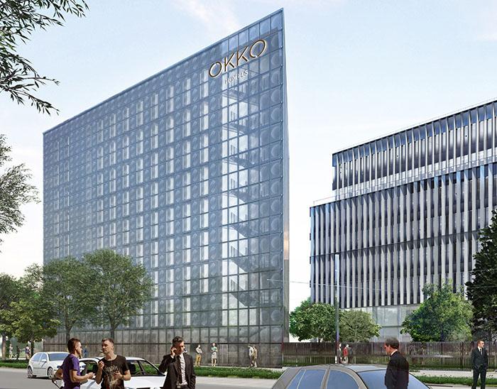 Okko hotels du design deux pas de la porte de versailles for Paris porte de versailles