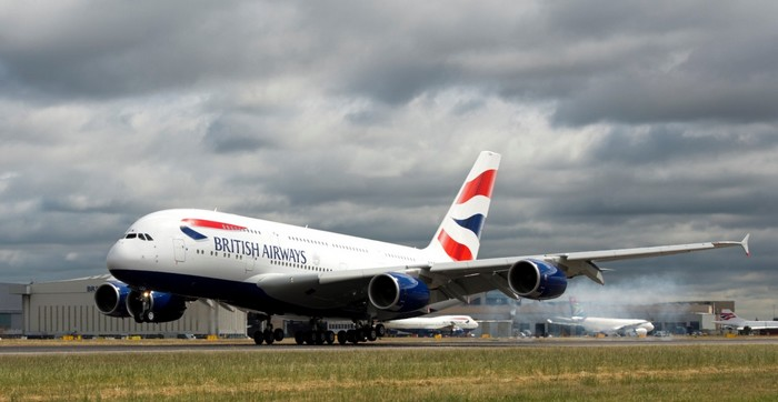 British Airways DR