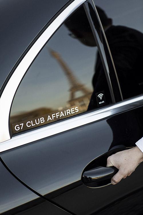 Taxis vtc quand la concurrence profite aux voyageurs d for Garage des taxis g7