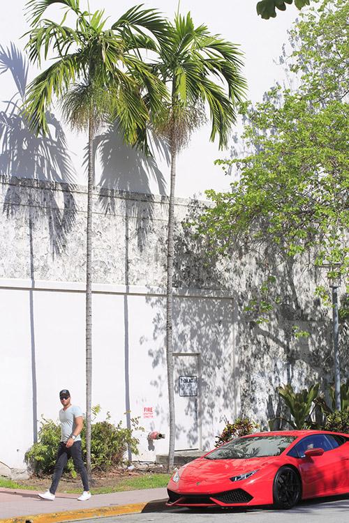 Entre extravagance bling-bling et flamboyance Art Deco, le quartier ultra branché de Miami Beach.