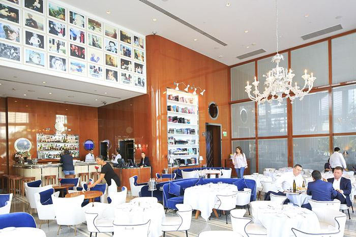 Le Cipriani, un nom prestigieux et une adresse jet-set au cœur du Financial District.