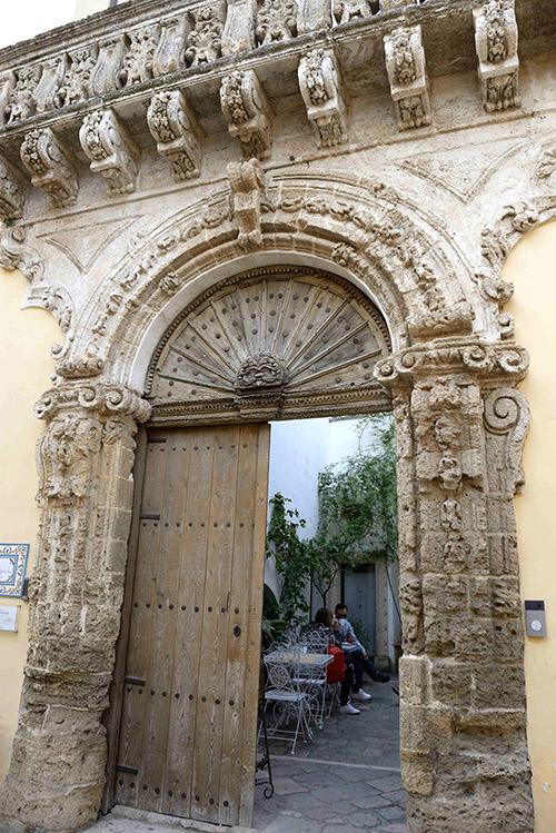 À Nardo, l'hôtel Il Mignano a consacré les murs d'un ancien palazzo à l'hospitalité exclusive.