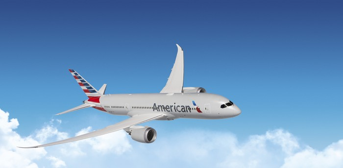 American Airlines DR