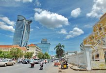 Monivong Boulevard - Phnom Penh