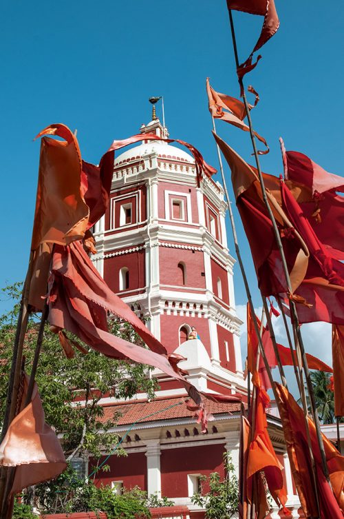 goa temple hindou Shantadurga