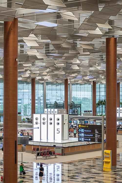 Singapour aeroport de Changi
