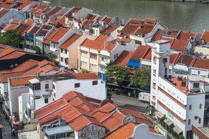 Singapour Boat quay
