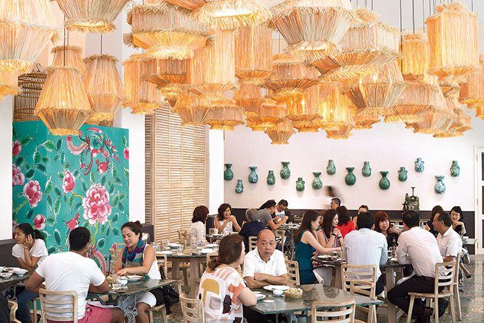 Meilleur dîner lieu de rencontre à Singapour