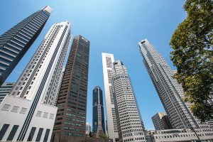 Singapour Central Business district