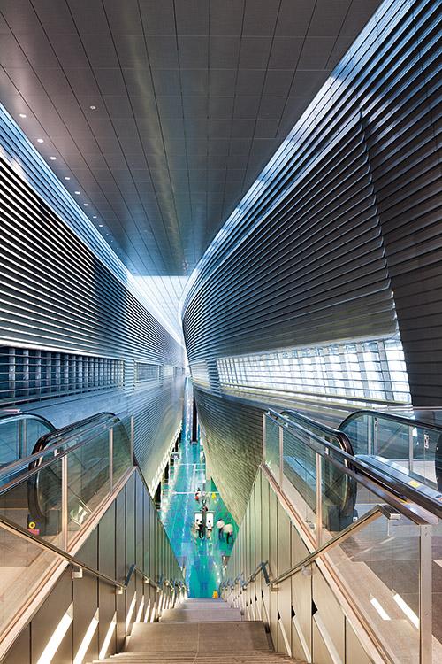 Singapour, Stadium MTRStation