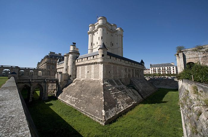 Château de Vincennes à indexer