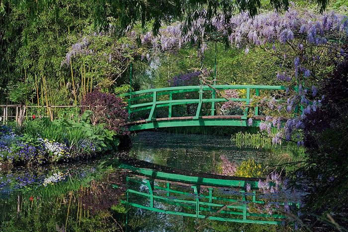 Fondation-Claude-Monet-Pont-Japonais