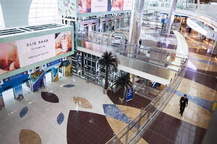 DR Dubai Airport