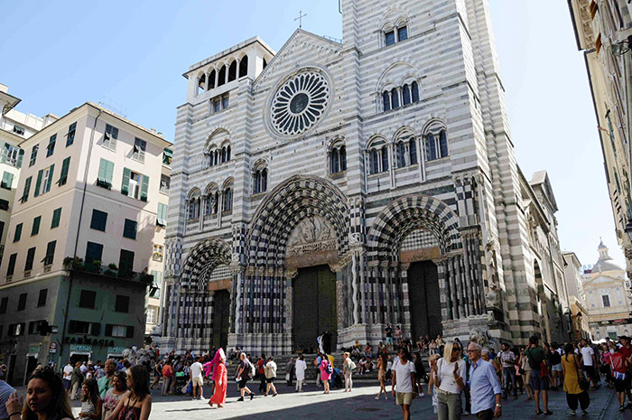 Cathédrale San Lorenzo
